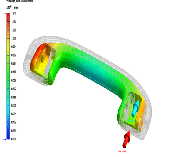 Plastik Enjeksiyon Kalıpçığında Gaz Enjeksiyon Tekniği ve Moldex3D Simülasyonunun 3 Faydası