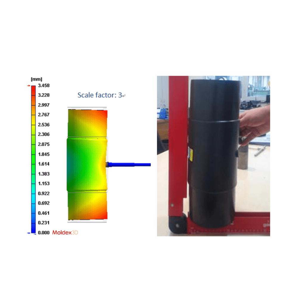 HDPE Fitting Çarpılma Warpage Problemi v2