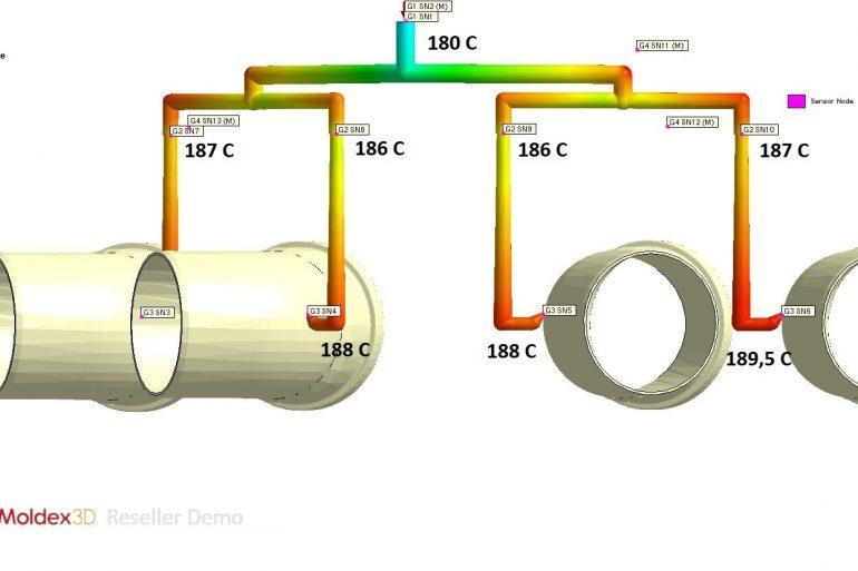 Plastik Enjeksiyon Kalıpçılığında Polimer Degradasyonu'nun 2 Sebebi ve Moldex3D Çözüm Yolları