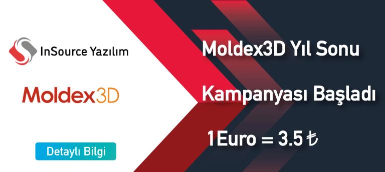 Moldex3D Kampanya 2019